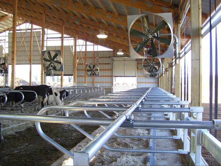 Post frame construction racine pole barn contractors for Post frame building plans